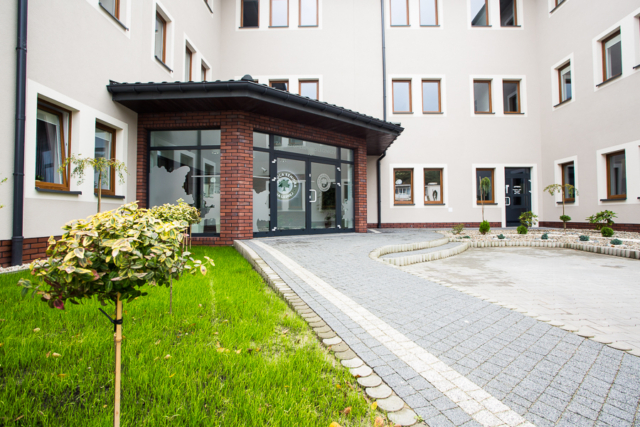 Dom dla Seniora Jaroszowiec