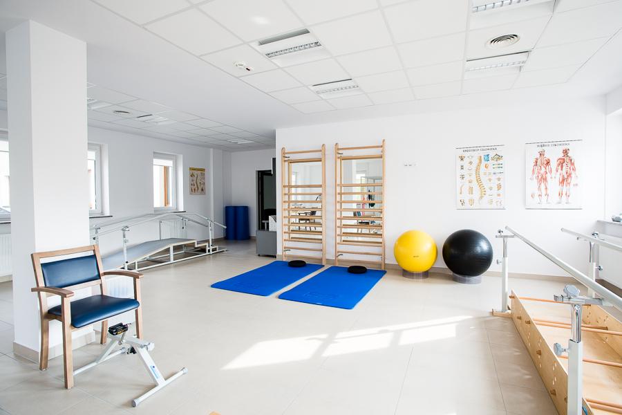 Dom Spokojnej Starości - Sala Rehabilitacyjna