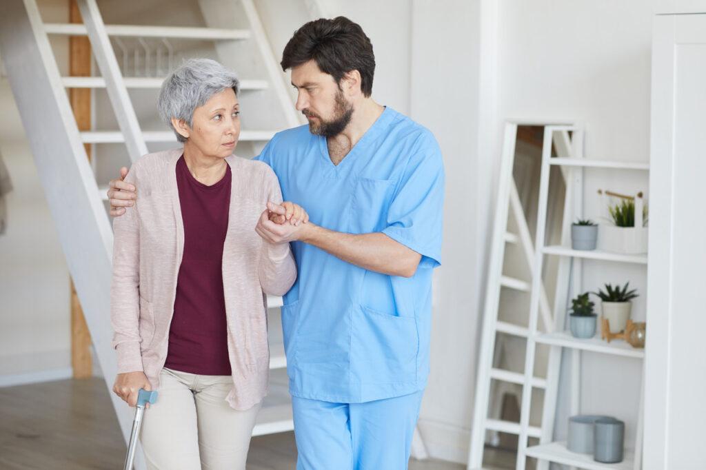 jak wybrać dom opieki